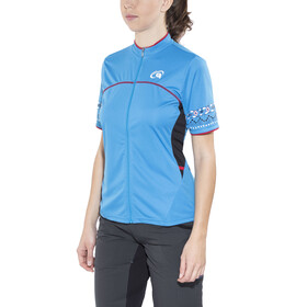 Gonso Jella Bike-Shirt Damen blue aster